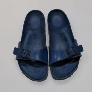 Birkenstock Blue Sandals Size 38
